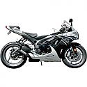 SUZUKI GSX-R600, SUZUKI GSX-R750 2011 JARDINE SLIP-ON EXHAUST GP-1