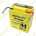 MOTOBATT BATTERY MBT6N6 FULLY SEALED 6N6-1B/1C/1D-2/3B/3B-1 (20)