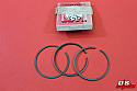 Honda Cb350 Sl350 Cl350 CB SL CL 350 STD Piston Ring Set 13011-287-305