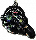 CAL CRUCHLOW MOTOGP KEY RING