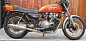 SUZUKI GS750 ALL MODELS 4-1 EXHAUST SYSTEM ROAD LEGAL