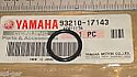 XS1 XS1B XS2 XS650 TX650 New Genuine Yamaha Rocker Shaft O-Ring P/No 93210-17143