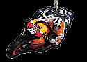 Dani Pedrosa #26 / Repsol Honda Team KEY RING