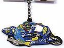 Valentino Rossi Gauloises Fortuna Yamaha MOTOGP KEY RING
