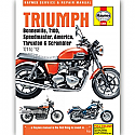 TRIUMPH BONNEVILLE 2001-2007 WORKSHOP MANUAL