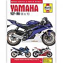 YAMAHA YZF-R6 2006-2013 WORKSHOP MANUAL