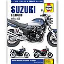 Suzuki GSX1400 (02-08) WORKSHOP MANUAL