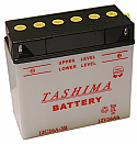 MOTORCYCLE BATTERY 12C16A-3B BUDGET 12V