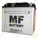 BATTERY C60-N24L-A, 12N24-3 (L: 185MM x H: 170MM x W: 125MM)