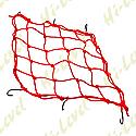 CARGO NET RED 40CM x 40CM