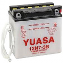 12N7-3B BUDGET 12V MOTORCYCLE BATTERY