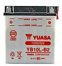 MOTORCYCLE BATTERY CB10L-B2 (YB10L-B2) HIGH PERFORMANCE 12V