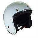 RSV05 OPEN FACE WHITE