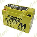 MOTOBATT BATTERY MBT9B4 FULLY SEALED CT9B-4, CT9B-BS (8) 9AH