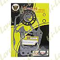 SUZUKI RM125E, RM125F 1984-1985 GASKET FULL SET
