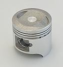 HONDA C50D, Z50J (KG4) (STD to 1.00mm OVERSIZE) PISTON KIT JAPAN