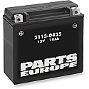 ARCTIC CAT ALTERRA 500 EFI XT EPS, ALTERRA 700 EFI, H1 450 EFI, H1 550 EFI TRV, H1 700 EFI CORE, H2 1000 EFI GT 1998-2016 BATTERY AGM MAINTENANCE FREE 12V 18 AH 310A 5.6 KG 174.63 MM X 87.31 MM X 155.58 MM BLACK (YTX/ CTX20H-BS)