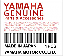 YAMAHA 5BRE445900 HOLDER GUIDE YQ50