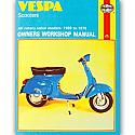 Vespa Scooters (1959-78) WORKSHOP MANUAL