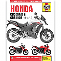 HONDA CB500F, HONDA CB500X, HONDA CBR500R 2013-2015 WORKSHOP MANUAL