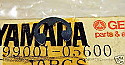 YAMAHA- 99080-05600-00- CIRCLIP