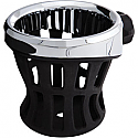 CIRO3D DRINK HOLDER WITHOUT MOUNT - CHROME