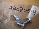 Kawasaki NOS NEW 220B0514 Screw 5x14 Z1 H1 H2 S1 S2 S3 AN AR BR C2 F3 1967-2007