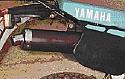 DT125R YAMAHA 1988-2003 PREDATOR PERFORMANCE SILENCER