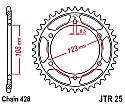 25-60 REAR SPROCKET CARBON STEEL