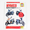 KYMCO AGILITY AND SUPER 8 2005-2015 WORKSHOP MANUAL