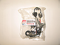 Yamaha EW50 slider 5JH 1999-2003 Lock set 5JH-H2021-00