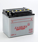 MOTORCYCLE BATTERY CB7C-A (YB7C-A) HIGH PERFORMANCE 12V