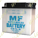 BATTERY CB7L-B, 12N7-3B (L: 135MM x H: 132MM x W: 76MM)