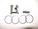 Honda C90, honda 90 1983-1986 piston kit .25 oversize