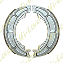 DRUM BRAKE SHOES VB306, S610, S634, 180MM x 40MM (PAIR)