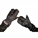 OVER MITTS WATERPROOF - BLACK