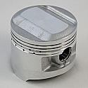 HONDA XL250S, XR250, CB250S, CB250RS (428/471) 1979-83 PISTON KIT STD to 1.50mm oversize