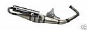 DERBI Predator (H2O) 50cc TECNIGAS R EXHAUST