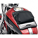 SADDLEMEN POUCH | MAGNETIC POUCH GAS TANK TEXTILE BLACK