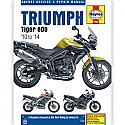 Triumph Tiger 800 (2010-2014) WORKSHOP MANUAL