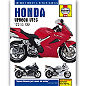 HONDA VFR800 V-TEC, HONDA VFR800 V-FOURS 2002-2009 WORKSHOP MANUAL