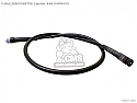 HONDA SH50 SPEEDO CABLE P/No 44830GJ3600