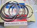 KAWASAKI  PISTON RING SET (2) +.1.00mm O/S Z250 TWIN 13024-1003
