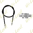 KAWASAKI GPZ600, KAWASAKI AR125, BOATION BT49 SPEEDO CABLE