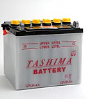 MOTORCYCLE BATTERY 12N24-4 BUDGET 12V