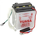MOTORCYCLE BATTERY 6N5.5-1D BUDGET 6V