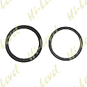 CALIPER SEALS ONLY OD 27MM TOURMAX (MADE IN JAPAN) - PAIR
