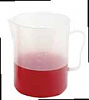 FUEL & OIL MEASURING JUG 1000ml