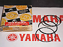 Yamaha 78-79 XS750 Piston Ring Set STD 68mm -Set of 3 HEPOLITE.