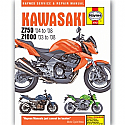 KAWASAKI Z750, KAWASAKI Z1000 2003-2008 WORKSHOP MANUAL